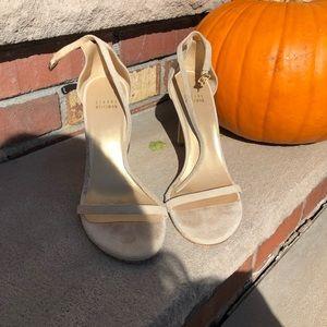 Stuart Weizmann strappy heeled shoe